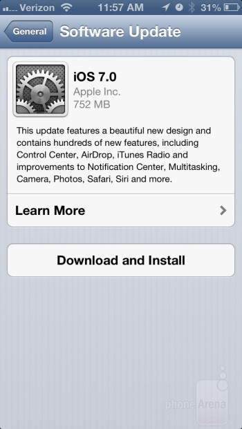 iOS 7 is released for supported iPhone, iPad, and iPod touch models, get it while it's hot