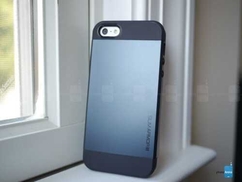 SPIGEN Slim Armor Case for iPhone 5S ($14)