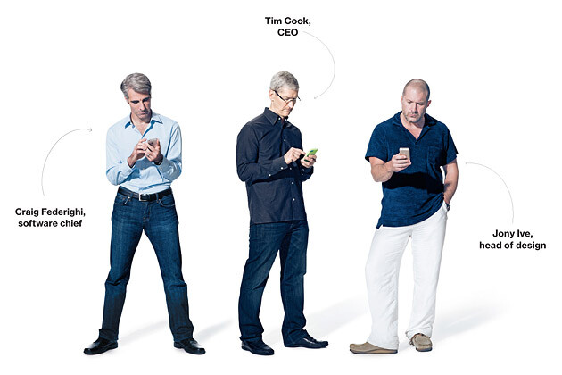 Apple bosses interviewed: 'We're not in the junk business... new is easy, right is hard'