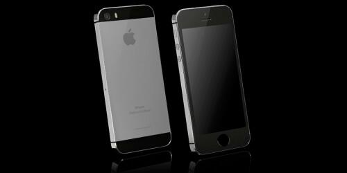 iPhone 5s luxury editions