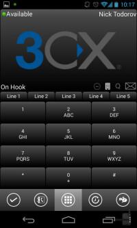 3CX Phone System 12