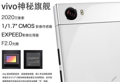 Vivo's next cameraphone?