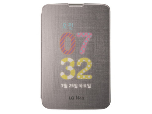 LG Vu 3 now official