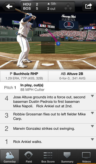 Download At Bat in time to catch the end of the regular season