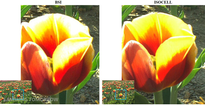 Samsung outs ISOCELL phone camera sensor, touts superior low-light abilities