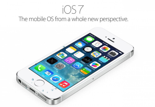 Bogus Apple ad says that iOS 7 makes your Apple iPhone waterproof