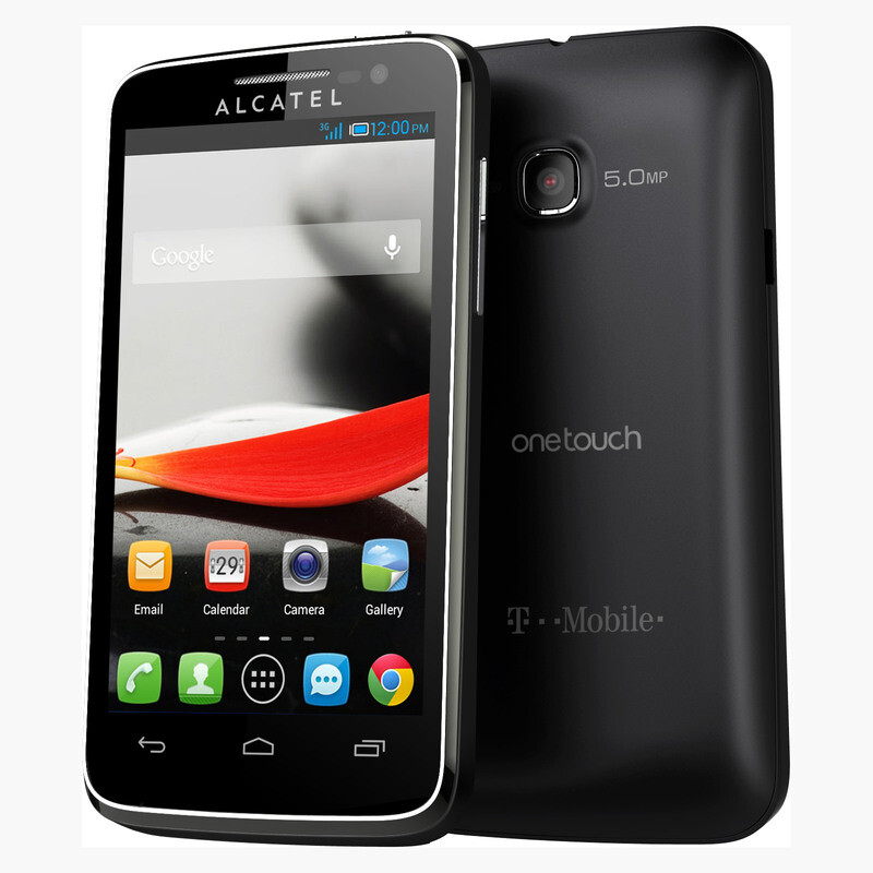 alcatel one touch evolve one touch fierce smartphones coming to t mobile. Black Bedroom Furniture Sets. Home Design Ideas