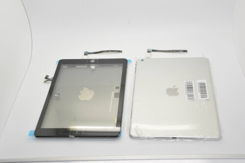 New space gray Apple iPad 5 tablet