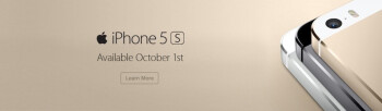 Regional carriers will start to get the new Apple iPhone models on October 1st