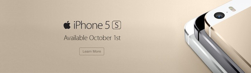 Regional carriers will start to get the new Apple iPhone models on October 1st - Regional carriers have October 1st release date for Apple iPhone 5s and Apple iPhone 5c