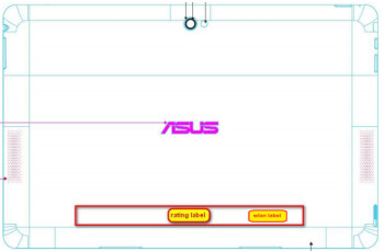 Asus TF502T visits the FCC