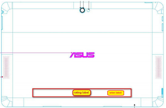 Asus TF502T visits the FCC - Unknown Asus tablet visits the FCC