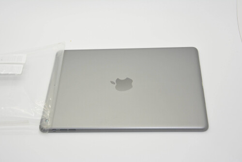 Space gray iPad 5