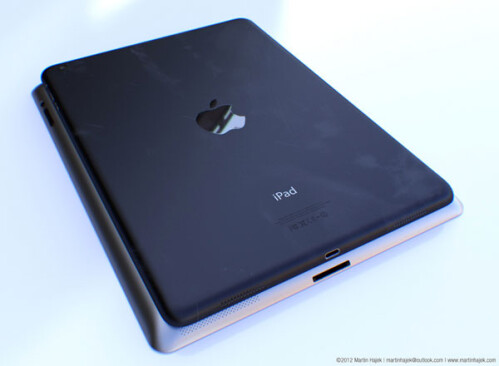 iPad 5 concept