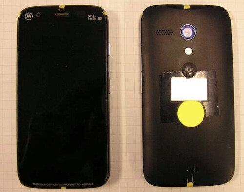 Motorola Moto DVX images surface as it clears FCC certification
