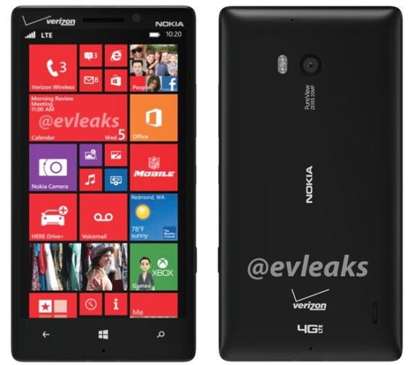 Nokia Lumia 929 is coming to Verizon: release date is early November and price is affordable