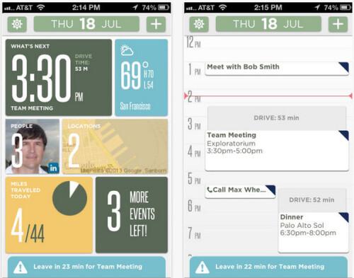 Mynd Calendar - iOS - Free