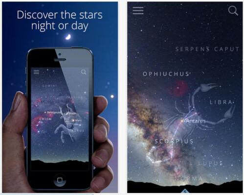 Sky Guide - iOS - $1.99