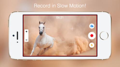 SlowCam - iOS - $1.99
