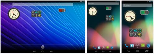 KM Plasticine widgets Lite - Android - Free