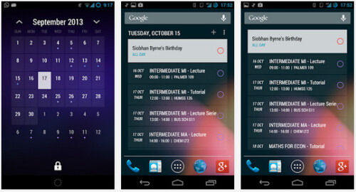 Today - Calendar Widgets - Android - $1.6