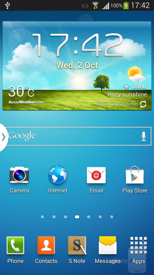 Android 4.3 on the Galaxy Note II