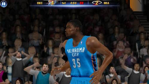 NBA 2K14 arrives on App Store