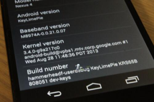 Nexus 5 to end up as Nexus 4 (2013)
