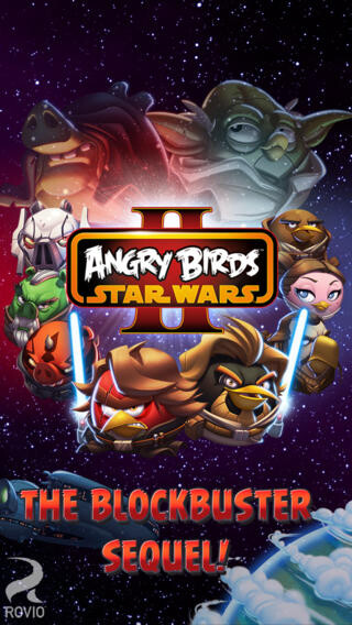 Angry Birds Star Wars II - Android, iOS - $0.99