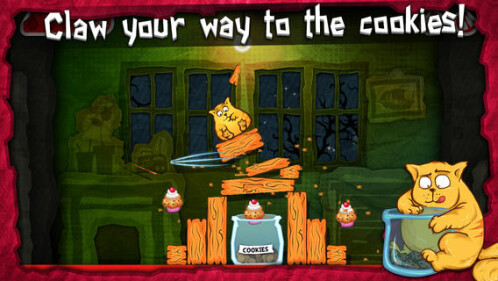 Cat On a Diet - iOS - $0.99