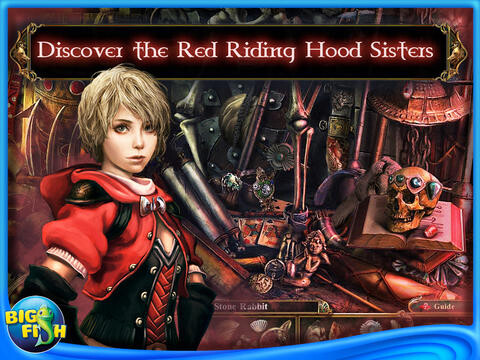 The Red Riding Hood Sisters: Dark Parables HD - iOS - Free