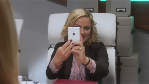 Nokia Lumia phones and the Microsoft Surface make cameo appearances on NBC's Parks and Rec