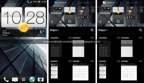 HTC Sense 5.5 screenshots show a BlinkFeed kill switch