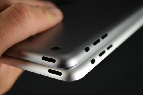 New high-res images of the iPad 5 in Space Gray