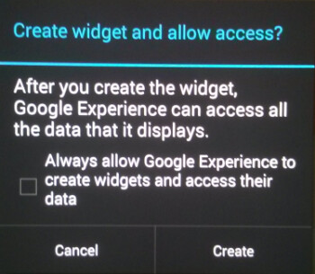 """Is the Android 4.4 launcher called """"Google Experience""""?"""
