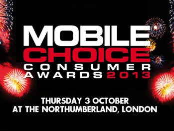 The HTC One was named Phone of the Year at the Mobile Choice Awards