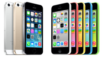 Apple iPhone 5s twice as popular as iPhone 5c