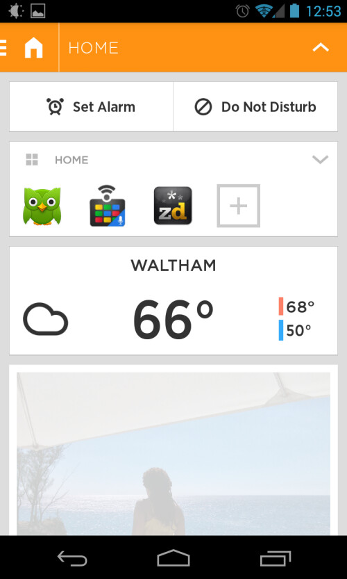 Aviate beta is a fresh take on your Android launcher (Hands-On)