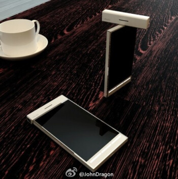Vivo phone with rotating Nikon camera pictured in new renders