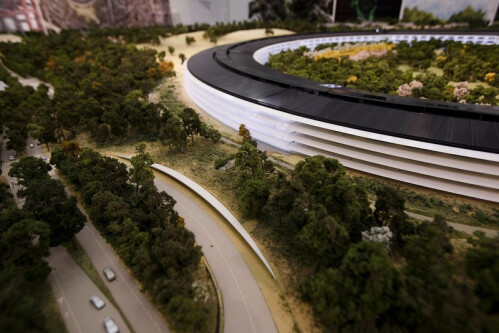 Cupertino approves Apple futuristic 'spaceship' campus, its new home to open doors in 2015-2016