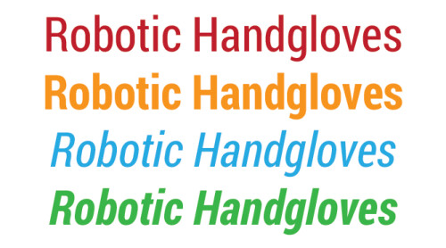 Glass APK teardown findings, Roboto font condensed