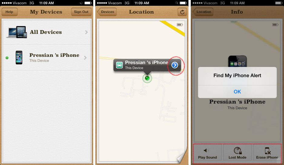 How to protect your iOS 7 device against theft