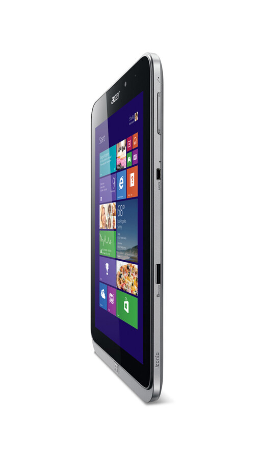 Acer Iconia W4 unveiled: full-on Windows 8.1 on an 8.1-inch screen