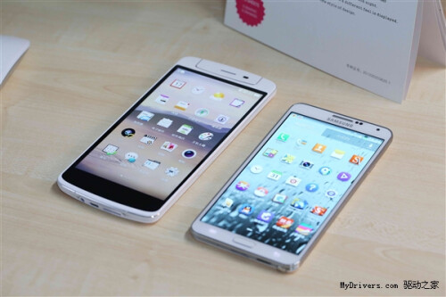 Oppo N1 vs Galaxy Note 3