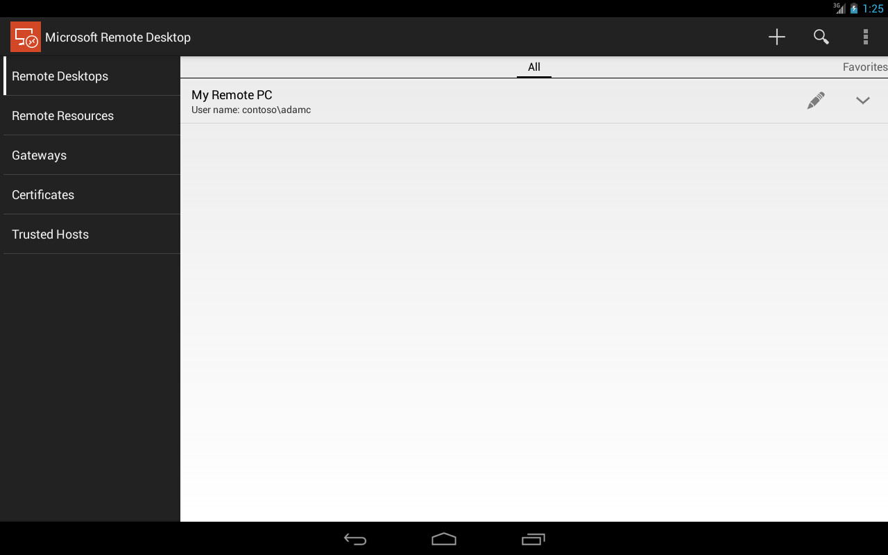 Microsoft Releases Official Remote Desktop App For Android