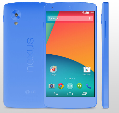 Pure white Nexus 5 is bogus, but leads to plenty of other colorful fakes