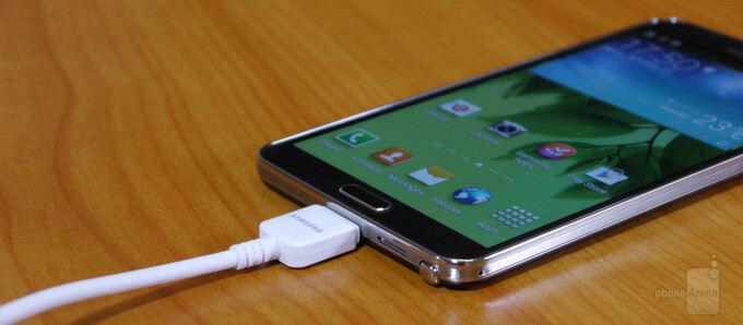 Samsung Galaxy Note 3 supports USB 3.0: here's the benefit