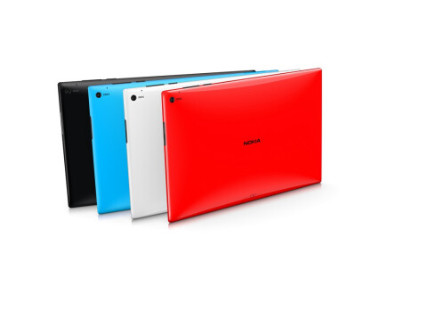 Nokia Lumia 2520 tablet arrives to rival Surface with 1080p display and LTE connectivity