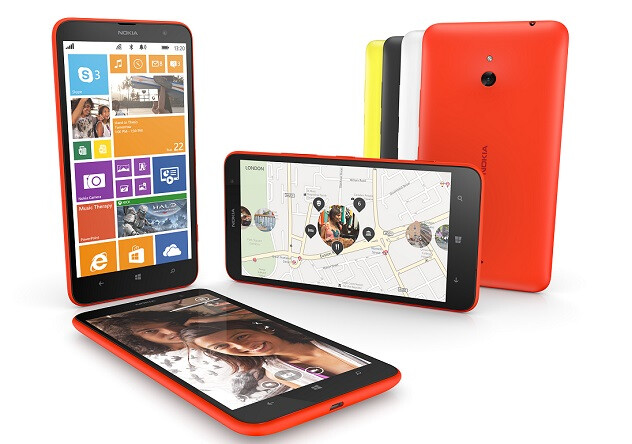 """6"""" Nokia Lumia 1320 outed with 3400 mAh battery: 'going large at a lower price'"""