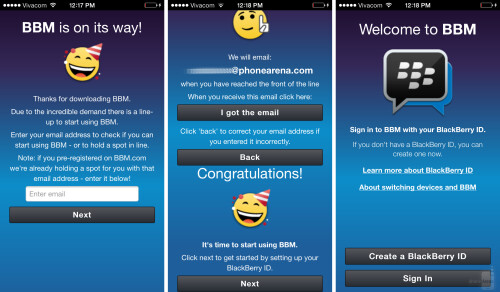 BBM for Android and iOS Review